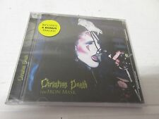 Christian DEATH-The Iron Mask CD NUOVO OVP 6 bonus tracks