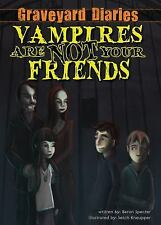 Vampires Are Not Your Friends: Book 5 (Graveyard Diaries)-ExLibrary