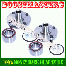For 08-11 Ford Focus S/SE/SES Coupe 2D 2.0L DOHC FRONT Wheel Hub Bearing  1 pair