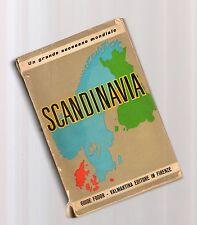 scandinavia - guide fodor - storia vita folclore e tutte le indormazioni utili