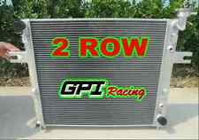 All Aluminum Radiator Jeep Grand Cherokee WJ WG 4.7L V8 1999-2005 01 02  42MM
