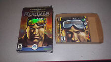 Command & Conquer: Renegade (PC, 2002) - Complete In Box