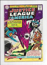 Justice League of America #40/Silver Age DC Comic Book/FN
