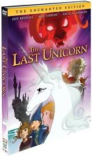 Last Unicorn: The Enchanted Edition (2015, REGION 1 DVD New)
