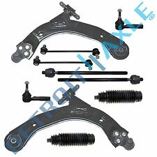 Brand New 10pc Complete Front Suspension Kit NON TURBO MODELS W/ FE1 SUSPENSION