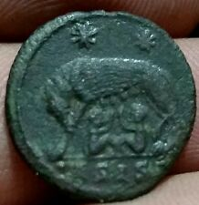 She Wolf Romulus & Remus Two Stars. URBS Roma Constantine The Great .