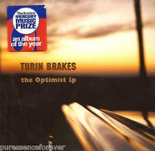 TURIN BRAKES - The Optimist LP (UK 12 Trk CD Album)