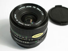 CANON LENS FD 28mm 2.8 Wide LENS A1- F1 AE-1