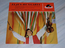 Erwin HALLETZ and his Orchestra - Eljen Hungaria ! 58er POLYDOR - LP, 46069 LPHM