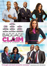 Baggage Claim (DVD, 2014) Paula Patton, Tay Diggs, Derek Luke  ***Brand NEW!!***