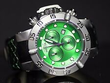 Invicta Womens Subaqua Noma III Swiss Made ETA G15 Green Dial Chronograph Watch