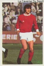 N°278 DANIEL JOLIS # US.VALENCIENNES STICKER AGEDUCATIF FOOTBALL MATCH 1973