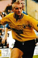 Football Photo MATT ELLIOTT Oxford United 1996-97