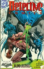 1989 Detective Comic Book #599/Blind Justice