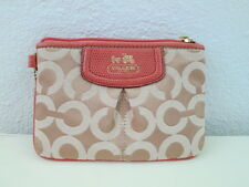 NWT COACH MADISON OP ART SMALL WRISTLET 46645