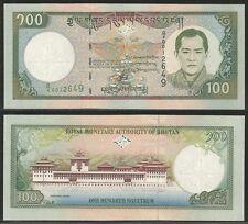 BHUTAN - 100 Ngultrum ND (2000) UNC  Pick 25