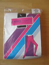 "NEW Ladies Tights -Brown Seamless- Size Adult medium 5'4 to 5'7"" -Dance Exercise"