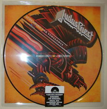 """2012 Judas Priest - Screaming For Vengeance RSD 12"""" Vinyl Picture Disc Record"""