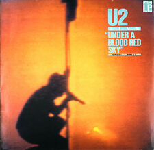 U2 - Under A Blood Red Sky - Mini LP - washed - cleaned - L2619