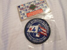 2003 Montreal Expos Puerto Rico San Juan PR MLB Authentic Jersey Patch