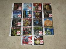 IRON MAIDEN - 18 CD Japan Jewel Case Set - Forever Young Series - New and Sealed