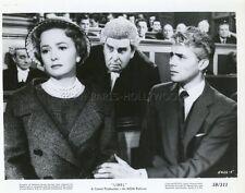 OLIVIA DE HAVILLAND DIRK BOGARDE ROBERT MORLEY LIBEL 1959 VINTAGE PHOTO #2
