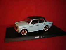 1/43 Fiat 1100 Special 1960 Hachette + Brochure No 22 Auto Italiane