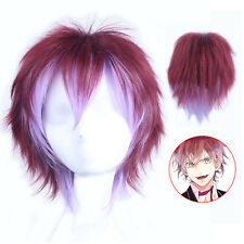 Hot Fashion Wig Cano Devil Lovers Ghatpot Anime Wigs Diabolik Men Cosplay Party