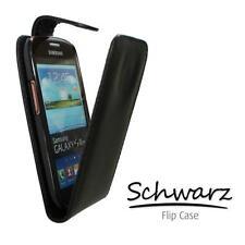 Funda flipcase funda protectora para Samsung Galaxy Xcover gt-s5690 - Black