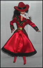 OUTFIT MATTEL BARBIE DOLL GRAND OLE OPRY COUNTRY ROSE DRESS BOOTS HAT SCARF