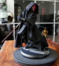 Star Wars Custom Jedi Robe ONLY ! for Sideshow Darth Maul 1/6 scale Statue