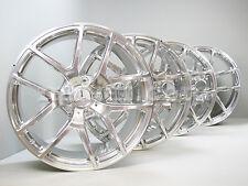 Mercedes G-Wagon Genuine AMG G500 G550 G63 G65 463 R21 Forged Chrome Wheels Set