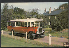 Transport Postcard - Leyland Lion PLSC3 Type Built 1927 For Blythe   U1082