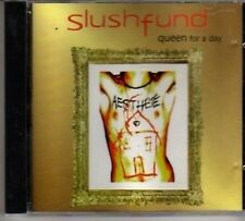 (BL713) Slushfund, Queen For A Day - 1996 CD