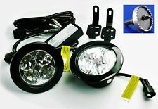 Land Rover Defender Daytime Running Light CONVERSION Kit LED Bumper Light Kit 90