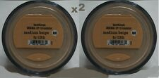 Bare Minerals Escentuals SPF 15 Foundation MEDIUM BEIGE - N20 8g XL  x 2