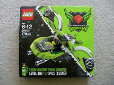 LEGO MBA Master Builder Academy - 20200 Lev One Space Designer - New (open box)