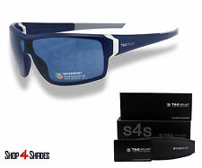 TAG Heuer Racer 2 Sunglasses MATTE DK BLUE_LIGHT GREY_POLAR WATERSPORT 9224 406