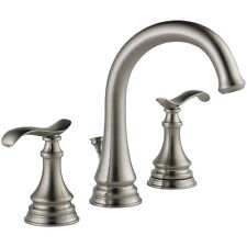 Delta Kinley 35730LF-SP Widespread Bathroom Faucet SpotShield Brushed Nickel