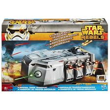 Brand New Star Wars Rebels: IMPERIAL TROOP TRANSPORT Vehicle by Hasbro (B0400)
