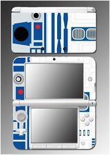 Star Wars R2-D2 R2D2 Jedi Luke Yoda Obi-wan Video Game Skin 15 Nintendo 3DS XL