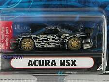 Muscle Machines Import Tuners Acura NSX Release A-06 Drifting Street Car 1:64