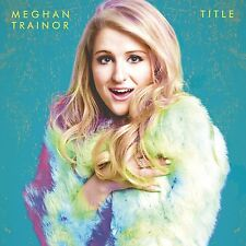 MEGHAN TRAINOR: TITLE DEBUT 2015 DELUXE CD INC 4 BONUS TRACKS / NEW