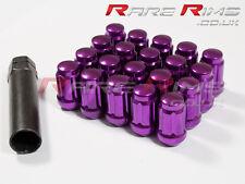 Purple Spline Wheel Nuts x 20 12x1.25 Fits Nissan Skyline R32 R33 R34 GTR GTS-T