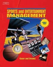 Sports and Entertainment Management Sports Management