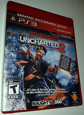 PS3 Uncharted 2 GOTY