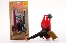 3PC Kids Cowboy Gun and Holster Revolver Playset Western Toys Costume props