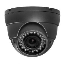 HD-CVI 1.3 MP OUTDOOR VANDAL DOME CAMERA 2.8-12MM SECURITY CCTV HIGH DEFINITION