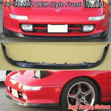 90-98 MR2 OEM Front Bumper Lip (Urethane)