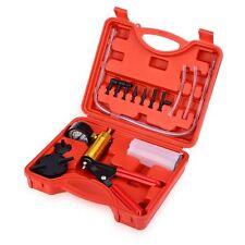2in1 Brake Fluid Bleeder DIY Hand Held Vacuum Pistol Pump Gauge Tester Kit Tool